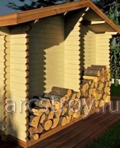 Минибрусовые дровяники