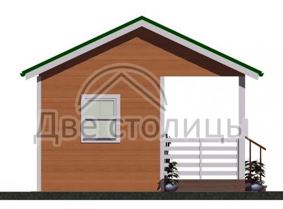 "Садовый домик ""Синица"" 6х5"