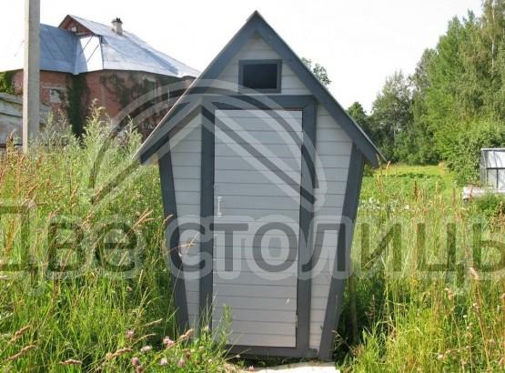 "Туалет каркасный ""Ромбус"""