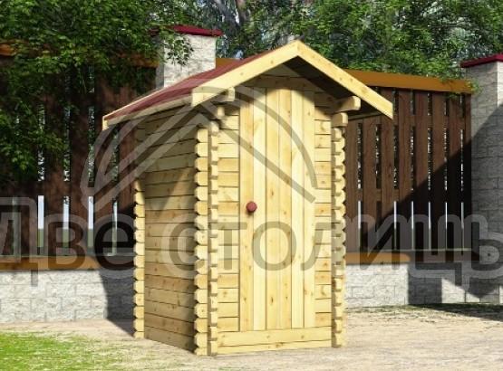 "Туалет из минибруса ""1,2х1м"""