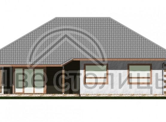 "Дом ""Melie A-09"" 9.3x13.6"