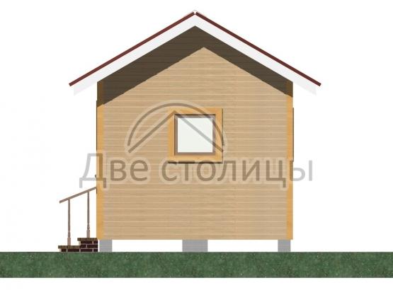 Дом щитовой 3х6 «Д3-6Д»