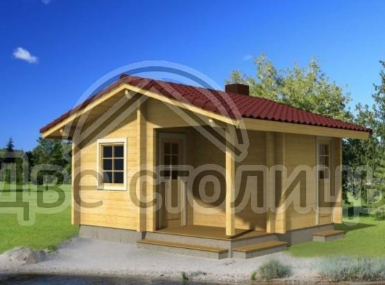 Дом 19 (4700х4400)